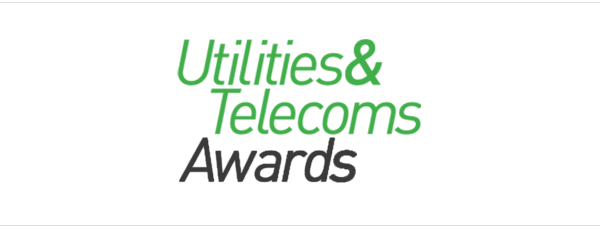 Pangea finalist in the Utilities and Telecoms Awards
