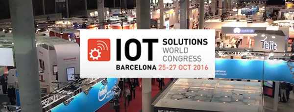 IoT Solutions World Congress Barcelona in three minutes