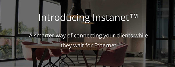 Pangea follows up Pre-Ethernet by launching 'smarter' Instanet™