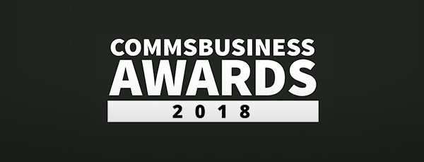 Pangea shortlisted for best IoT provider in 2018 Comms Business Awards