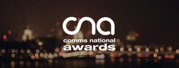 Make ours a double: finalists at the Comms National Awards 2019