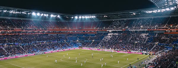 Using Multi-network SIMs to connect football and sports stadiums