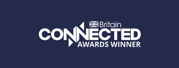 Taking home two trophies at the Connected Britain Awards 2020