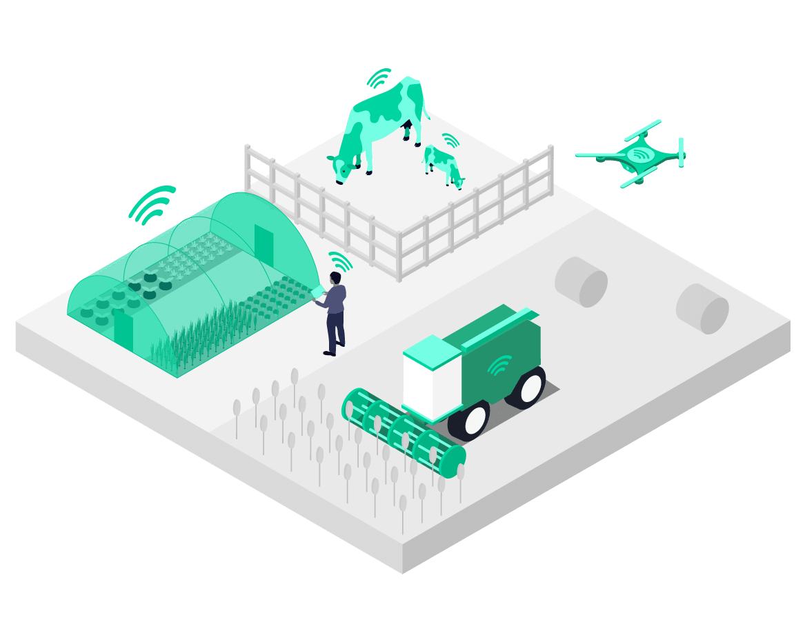 eSIMs for Agriculture