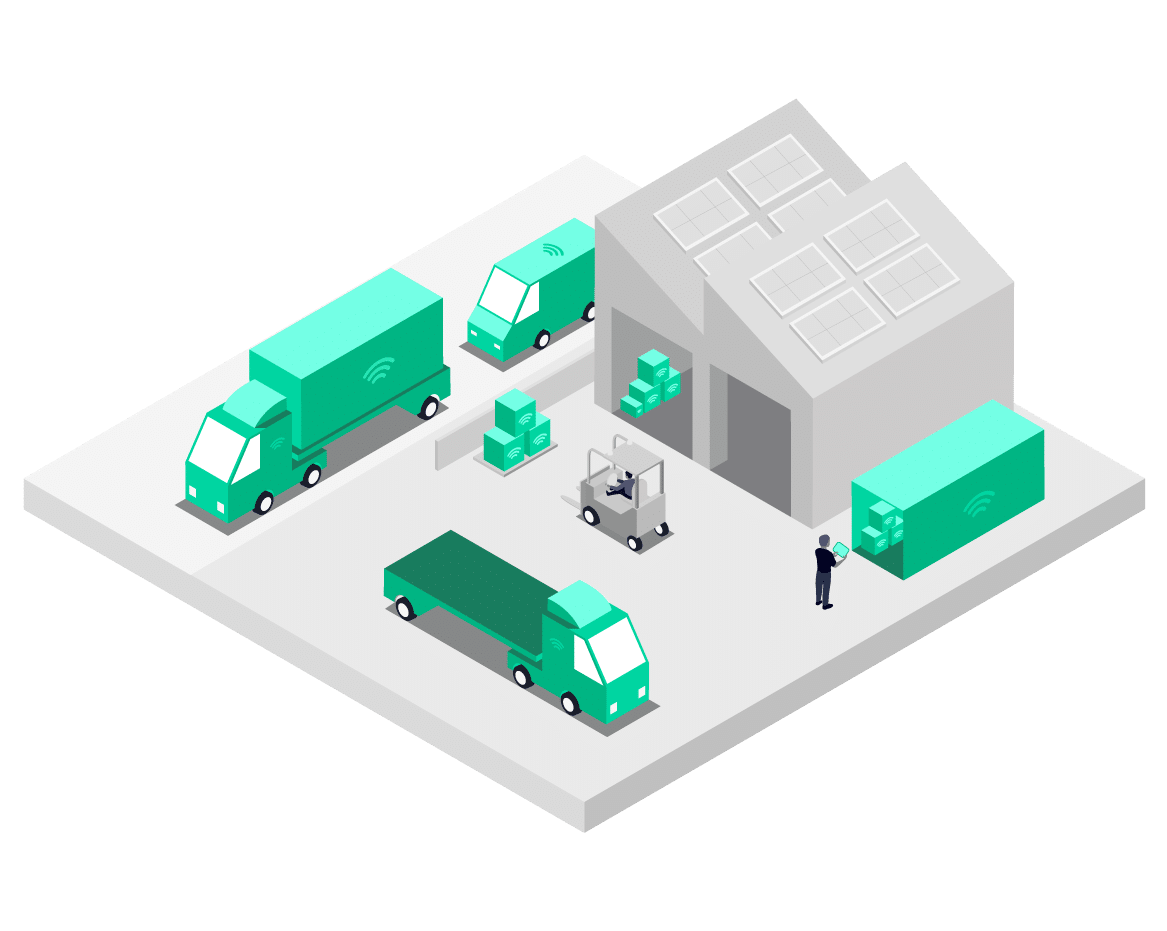 eSIMs for logistics