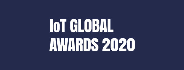 4 shortlistings at the fourth annual IoT Global Awards