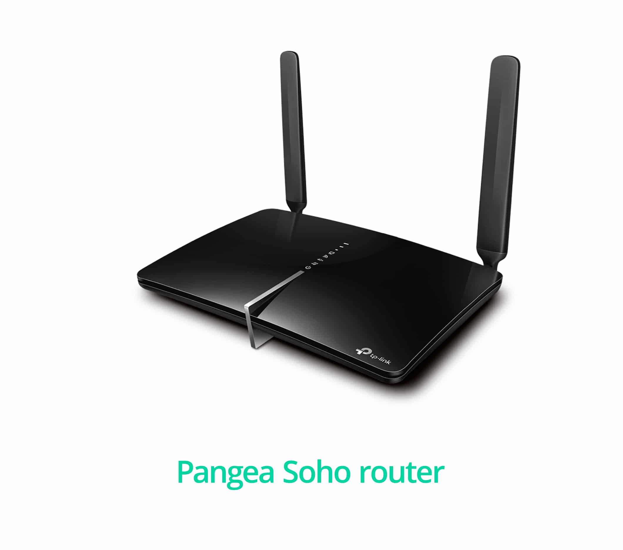 Pangea Enterprise router - Pangea Soho router link