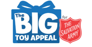 Pangea IoT news: Digital divide - The big toy appeal for The Salvation Army