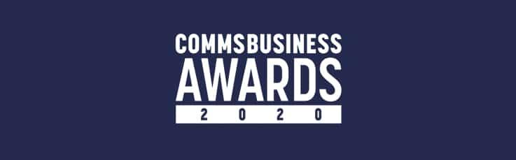 Pangea IoT news: Comms Business Awards 2020