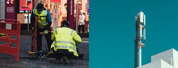 ADSL vs. 4G mobile broadband images