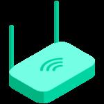 Pangea 5G Connectivity 3-step process: 5G router