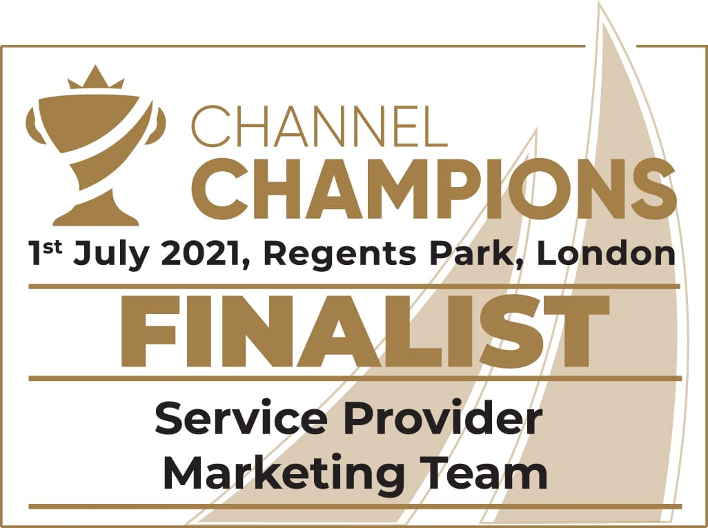 Pangea shortlisted for 4 Comms dealer awards 2021 - Marketing Team of the Year