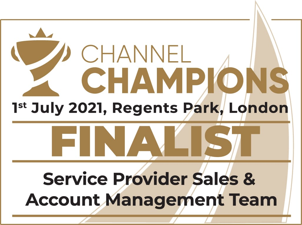 Pangea shortlisted for 4 Comms dealer awards 2021 - Sales & Account Management Team of the Year