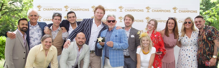 Pangea IoT News - Comms Dealer Channel Champions 2021 Win